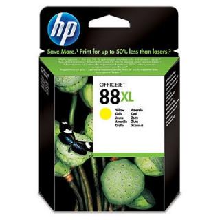 HP 88XL nagy kapacitású sárga tintapatron PC
