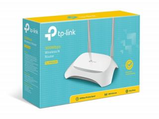 TP-LINK TL-WR840N 300 Mb/s vezeték nélküli N-es router PC