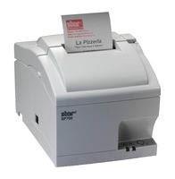 Star SP700 nyomtató, vágó, soros, fehér PC