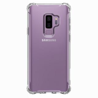 Spigen Rugged Armor Crystal tok, Galaxy S9+, Fekete Mobil