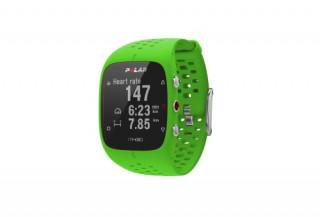 Polar M430 futóóra GPS-szel, zöld Mobil