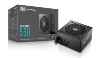 Cooler Master 550W MasterWatt tápegység 80+ Bronze PC