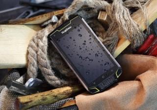 RugGear RG740 - IP68 szabványnak megfelelő, strapabíró telefon, érintőkijelzős,- Mobil