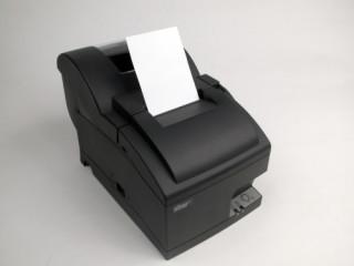 Star SP700 nyomtató, párhuzamos, vágóval, másodpéldány felcsévélővel, grafit PC