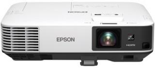 Epson EB-2265U hordozható üzleti projektor, WUXGA, LAN, WIFI PC