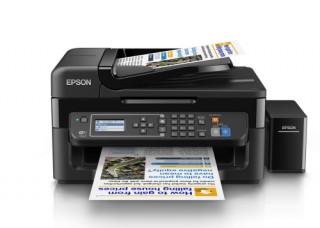 Epson L565 színes tintasugaras A4 4in1 MFP, ADF, Ethernet, WIFI, 3 év garancia p PC