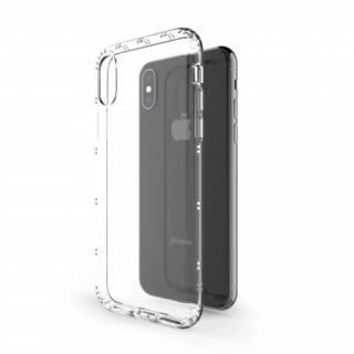 Hana Air szilikon hátlap, Galaxy S9+, Átlátszó Mobil