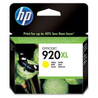 HP 920XL nagy kapacitású sárga tintapatron PC