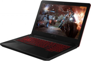 Asus FX504GE-DM024 notebook fekete 15.6