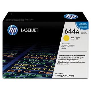 HP LaserJet 644A sárga tonerkazetta PC