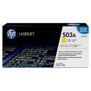 HP LaserJet 503A sárga tonerkazetta PC