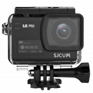 SJCAM SJ8 Pro 4K/60fps sportkamera FEKETE PC