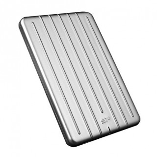 Silicon Power Külső HDD - A75, USB 3.0, 1TB, Ütésálló, Aluminium ház PC