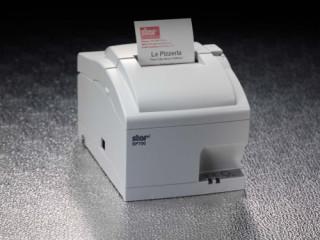 Star SP700 nyomtató, Ethernet, fehér PC