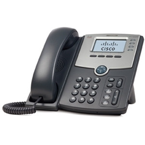 Cisco 4 Line IP Phone With Display, PoE and PC Port PC
