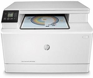 HP Color LaserJet Pro M180n színes A4 lézer MFP, LAN, 3 év promó PC