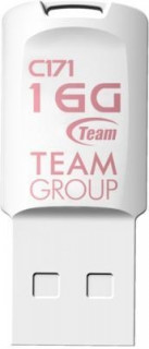 TeamGroup pendrive C171 16GB USB 2.0, white PC