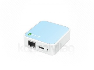 TP-LINK TL-WR802N 300M Wireless N Mini Pocket AP Router PC
