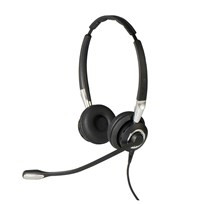 Jabra BIZ™ 2400 II Duo  NEXT GENERATION - IP Wideband-Headset (QD) Type: 82 E-ST PC