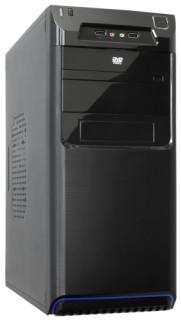 Akyga Számítógép Ház AK27BL Táp nélkül Black, USB3.0 PC