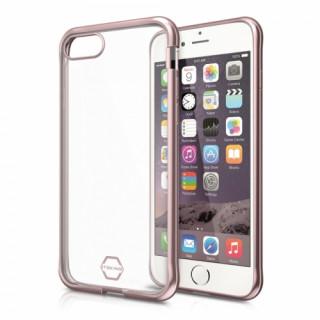 ITSKINS ART GEL.Apple iPhone 7 /8  ütésálló tok-1méteres esésig véd, rozéarany Mobil