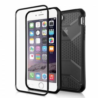 ITSKINS ® EVOLUTION. Apple iPhone 8 / 7  ütésálló tok-3méteres esésig véd, feket Mobil