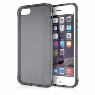 ITSKINS ZERO GEL. Apple iPhone 7/8 ütésálló tok- 1méteres esésig véd, fekete Mobil