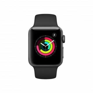 Apple Watch Series 3 GPS 38mm Space Grey Alu Mobil