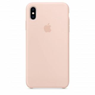 Apple iPhone XS Max szilikon hátlap, Puder Mobil