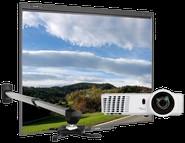 ClassBoard Boreas 5. interaktív tábla csomag, SB480 tábla, projektor, konzol PC