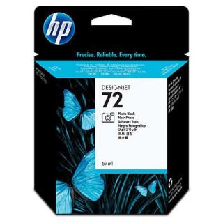 HP 72 fotó fekete tintapatron PC