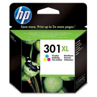 HP 301XL nagy kapacitású háromszínű tintapatron PC