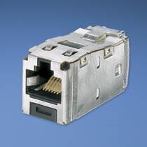 Panduit Cat5e MINI-COM ® TX5e™csatl. aljzat, árnyékolt PC