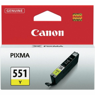 Canon CLI-551Y sárga patron PC