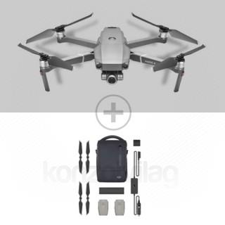 DJI MAVIC 2 ZOOM + Fly More Kit PC