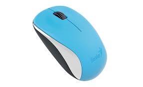 Genius Wireless egér NX-7010 Türkisz USB PC