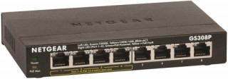 8PT UNMANAGED POE SWITCH PC