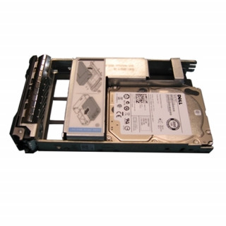 Dell 300GB 10K RPM SAS 12Gbps 2.5in Hot-plug Hard Drive,3.5in HYB CARR - 13Gen PC