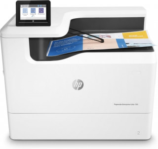HP PageWide Enterprise Color 765dn színes A3 tintasugaras nyomtató PC