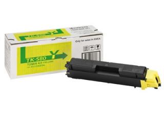 Kyocera TK-580Y sárga toner P6021cdn, FS-C5150DN-hez PC