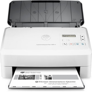 HP ScanJet Enterprise Flow 7000 S3 lapadagolós szkenner, A4, duplex, ADF, 3 év p PC