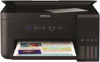 Epson EcoTank L4150 színes tintasugaras A4 MFP, WIFI, 3 év garancia promó PC