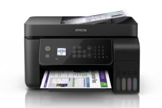 Epson L5190 színes tintasugaras A4 4in1 MFP, ADF, Ethernet, WIFI PC