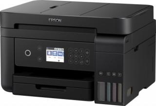 Epson EcoTank L6170 színes tintasugaras A4 MFP, ADF, duplex, LAN, WIFI, 3 év gar PC