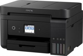 Epson EcoTank L6190 színes tintasugaras A4 MFP, ADF, duplex, LAN, WIFI, FAX, 3 é PC