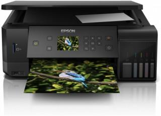 Epson EcoTank L7160 színes tintasugaras A4 fotó MFP, WIFI, 3 év garancia promó PC