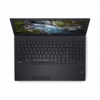 Dell Precision 7530 notebook FHD W10ProMUI Ci7-8750H 2.2GHz 16GB 256GB+2TB P2000 PC