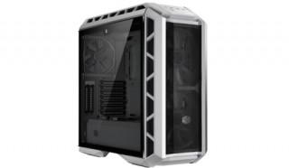 Cooler Master MasterCase H500P Mesh táp nélküli ablakos ház fehér PC
