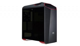 Cooler Master MasterCase Maker 5t táp nélküli ablakos ház fekete PC