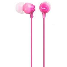 Sony MDR-EX15LPPI rózsaszín fülhallgató PC